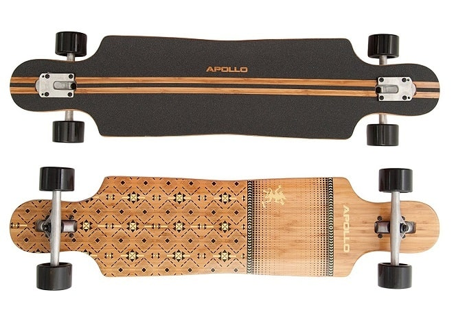 Apollo Longboard Test
