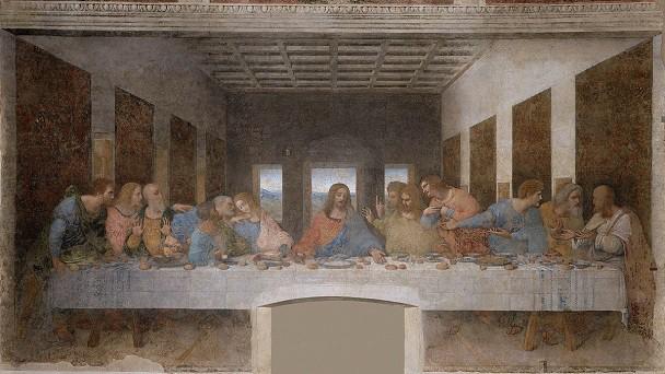 Dernière Cène de Vinci