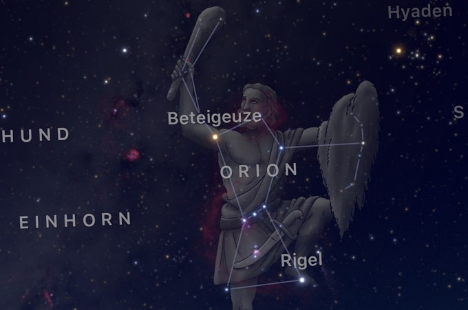 orion alle