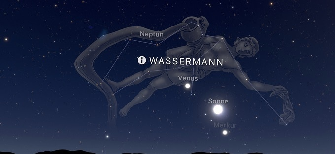 Wassermann Sky Guide