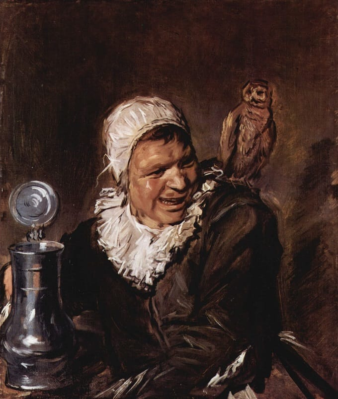 Frans Hals Malle Babbe