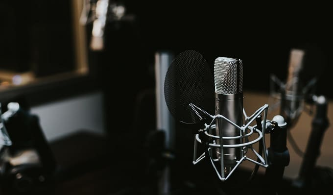 Mikrofon Test Hero