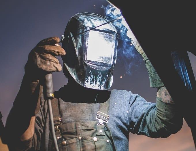 Elektrodenschweißen Hero