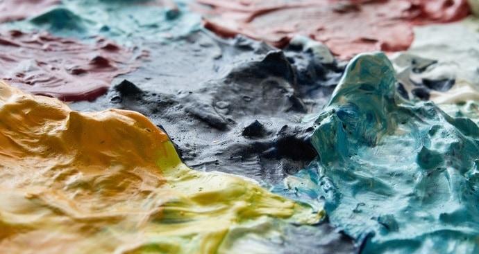 Acrylfarbe Trocknungszeit