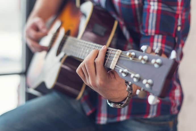Gitarre kaufen Hero