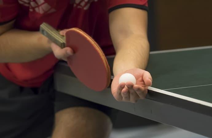 Tischtennis lernen Hero