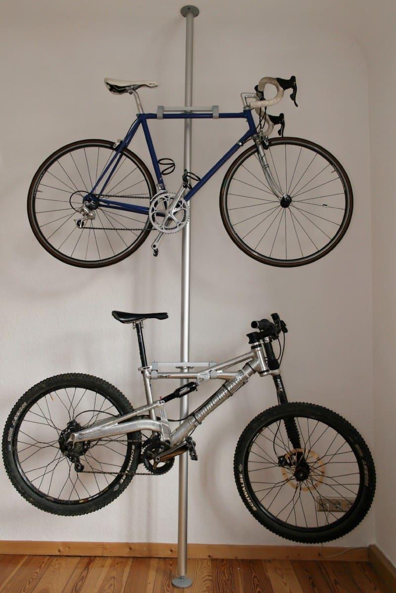 16 Ideen Wie Du Eine Fahrrad Wandhalterung Selber Bauen Kannst Diy