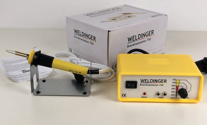 Weldinger Brandmalstation