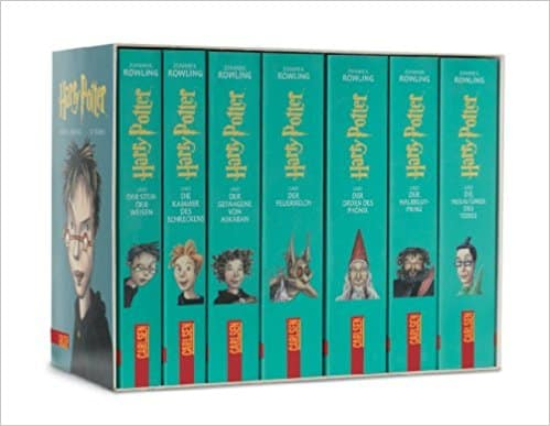 Harry Potter Buchreihe