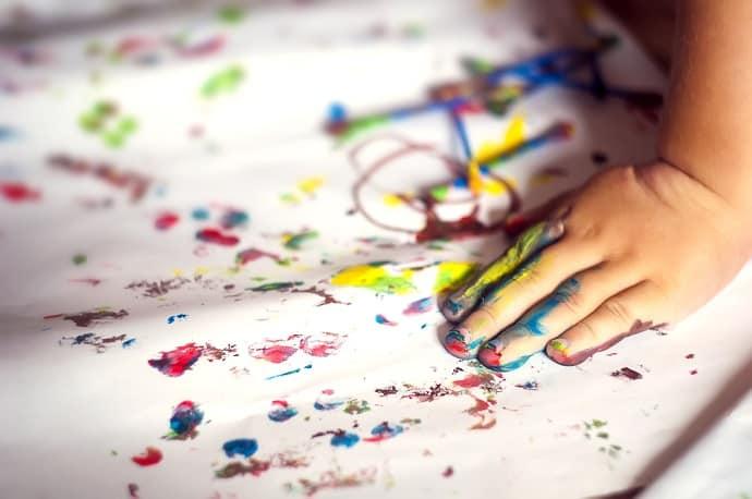 Malen Mit Kindern 3 Ideen Und 4 Gründe Zur Förderung Der Kreativität