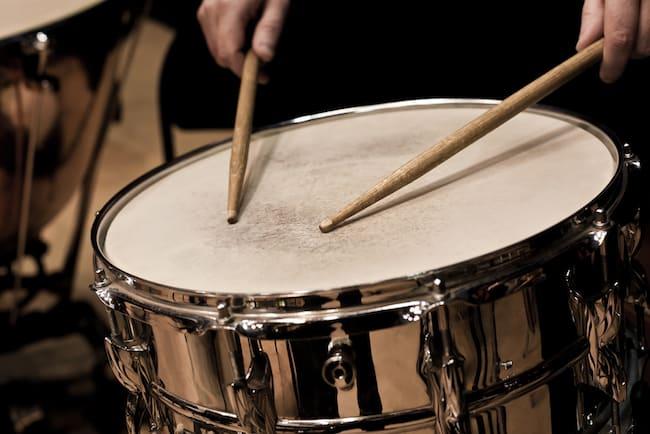 Drum-Stick Griff