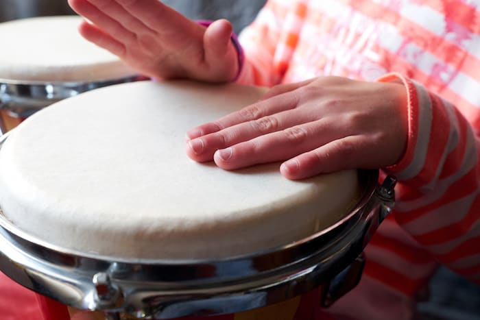 Trommeln Rhythmus